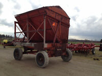 Jiffy High Dump Wagon in good condition