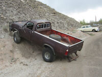 1975 Dodge Power Wagon. 318 4 BBL, automatic, PS, PB. Lifted