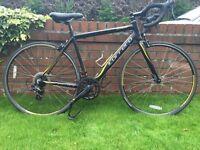 """Mans racer bike 21"""" frame"""