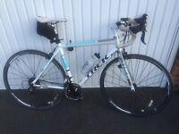 Trek 2.1 Alpha road bike 54 cm frame