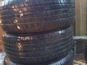 For Sale 2 brand new Motomaster AW2 & 2 goodyear tigerpaw tires London Ontario image 3