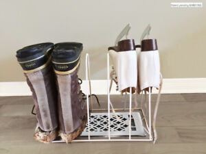 Support Sèche-bottes / Boot drying rack