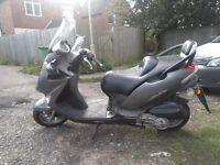 Kymco Miler 125 moped