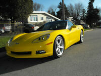 2007 Chevrolet Corvette Coupe (2 door)