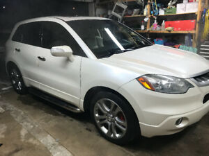 2009 Acura RDX Full loaded. Back up Camara by Owner