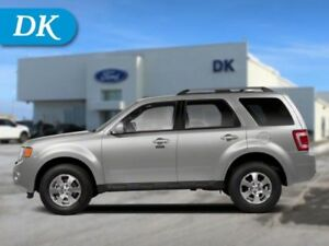 2012 Ford Escape XLT 4WD w/Leather, Moonroof, Heated Seats, and
