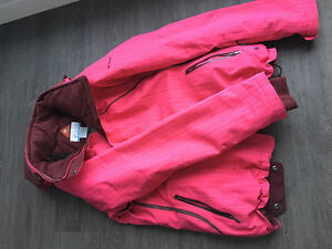 Women's Columbia snow jacket