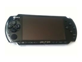PLAYSTATION PSP CONSOLE BLACK 3003