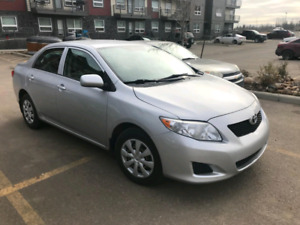 2009 Toyota Corolla Very well maintained Great condition