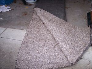 large outdoor carpeting