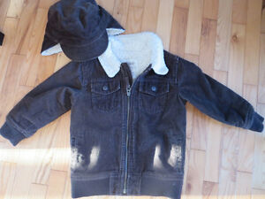 Old Navy Jacket and  hat