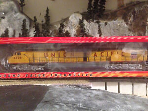 NEW HO scale trains