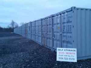 Self Storage - Bin Storage - 160 SQ. FT. For $125 Per Month
