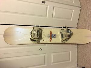 RIDE snowboard 155cm with bindings
