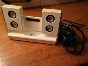 Altec Lansing inMotion Portable Audio System for iPod (White)