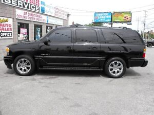 2006 DENALI XL  SUNROOF  DVD  LEATHER NEW TIRES  NO ACCIDENTS