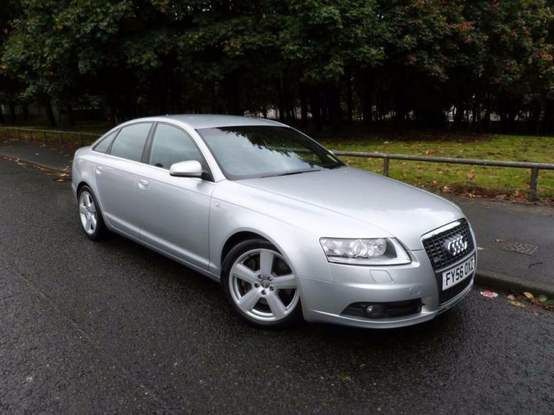 2006 audi a6 saloon 2 7 tdi s line 4dr in tollcross glasgow gumtree. Black Bedroom Furniture Sets. Home Design Ideas