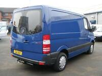 2011 MERCEDES BENZ SPRINTER 210 CDI SWB