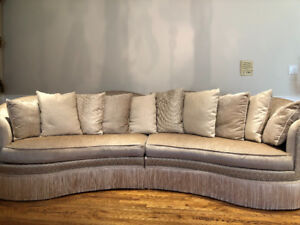 Luxurious Designer Palace Sofa Sectional