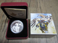 Legend of Nanaboozhoo $20 Silver Collector Coin