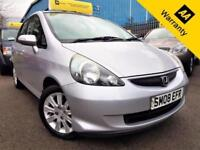 2008 HONDA JAZZ 1.3 DSI SE 82 BHP! P/X WELCOME! AUTOMATIC! 64K MILES ONLY! AUX!