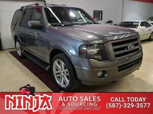 "2010 Ford Expedition Limited  7 Pass 22"" Wheels Low Km"