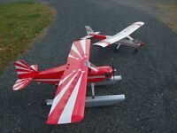 RC Nitro Airplanes