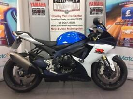 SUZUKI GSXR750 12 PLATE HPI CLEAR DELIVERY ARRANGED P/X WELCOME