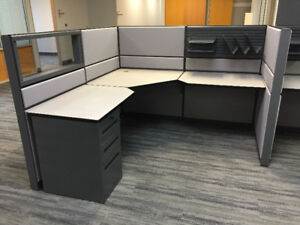 Refurbished Workstations Teknion Any Size/Height/Colour SALE
