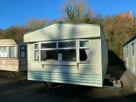 Static caravan Brentmere Celebration 35x12 2bed free UK delivery.