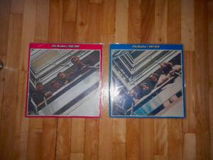 Vinyles Beatles 1962-70