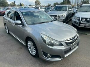 2011 Subaru Liberty B5 MY11 2.5i Lineartronic AWD Premium Silver 6 Speed Constant Variable Sedan
