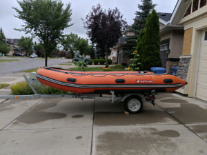Inflatable Boats Trailers | ⛵ Boats & Watercrafts for Sale