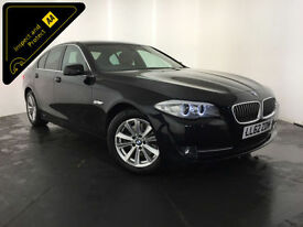 2012 62 BMW 520D SE AUTO 184 BHP 1 OWNER BMW SERVICE HISTORY FINANCE PX WELCOME