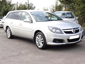 Vauxhall Vectra 1.9CDTi Estate, 2005 SRi, 74 000 Miles, 6 Months AA Warranty