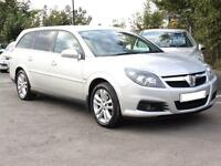 Vauxhall Vectra 1.9CDTi Estate, 2005 SRi, 74 000 Miles, 6 Months AA Warranty
