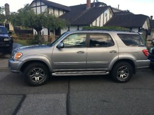 2003 Toyota Sequoia Limited 4x4