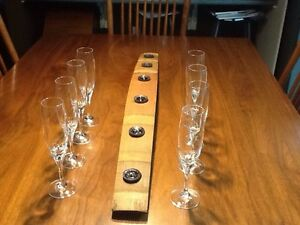Champagne flutes London Ontario image 2
