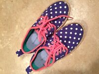 Brand New Tommy Hilfiger Girls' Shoes - size 10