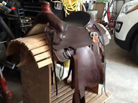 """15"""" Billy Cook saddle for sale"""