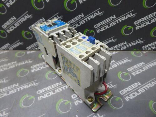 USED Cutler-Hammer AN16AN0 Motor Starter Ser.C1 9A 2HP 600V with C306DN3 Ser.B1
