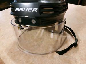 Bauer Helmet Mens Large