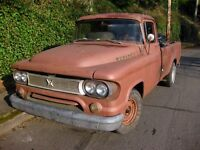 Wanted 1960 Dodge/Fago Truck