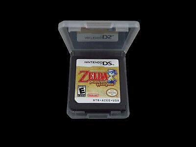 The Legend of Zelda: Phantom Hourglass Version Game Cartridges for Nintendo 3DS