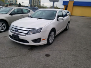 2011 FORD FUSION HYBRID SAFETY AND E-TESTED