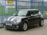 2011 61 MINI HATCH COOPER 1.6 COOPER 3D 122 BHP