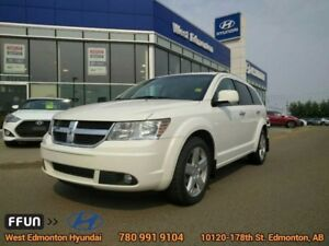2010 Dodge Journey R/T awd leather bluetooth heated seats