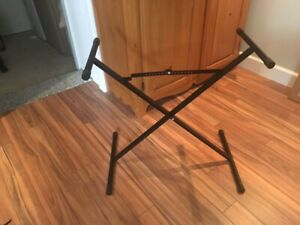 Keyboard stand and bench