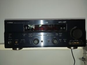 Yamaha Receiver and JBL Speakers