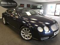 2005 Bentley Continental 6.0 GT 2dr